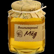 Мёд алтайский с высокогорья Белухи
