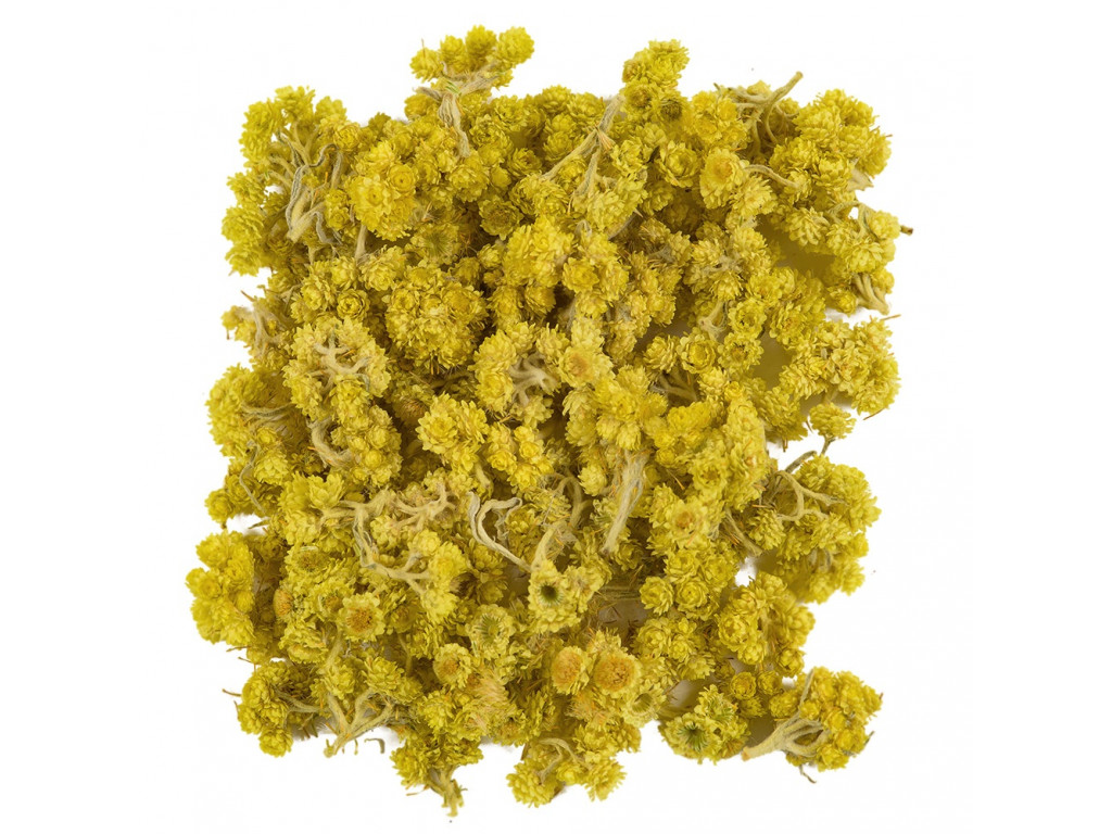 Бессмертник цветки (Helichrýsum arenárium) 30 гр.