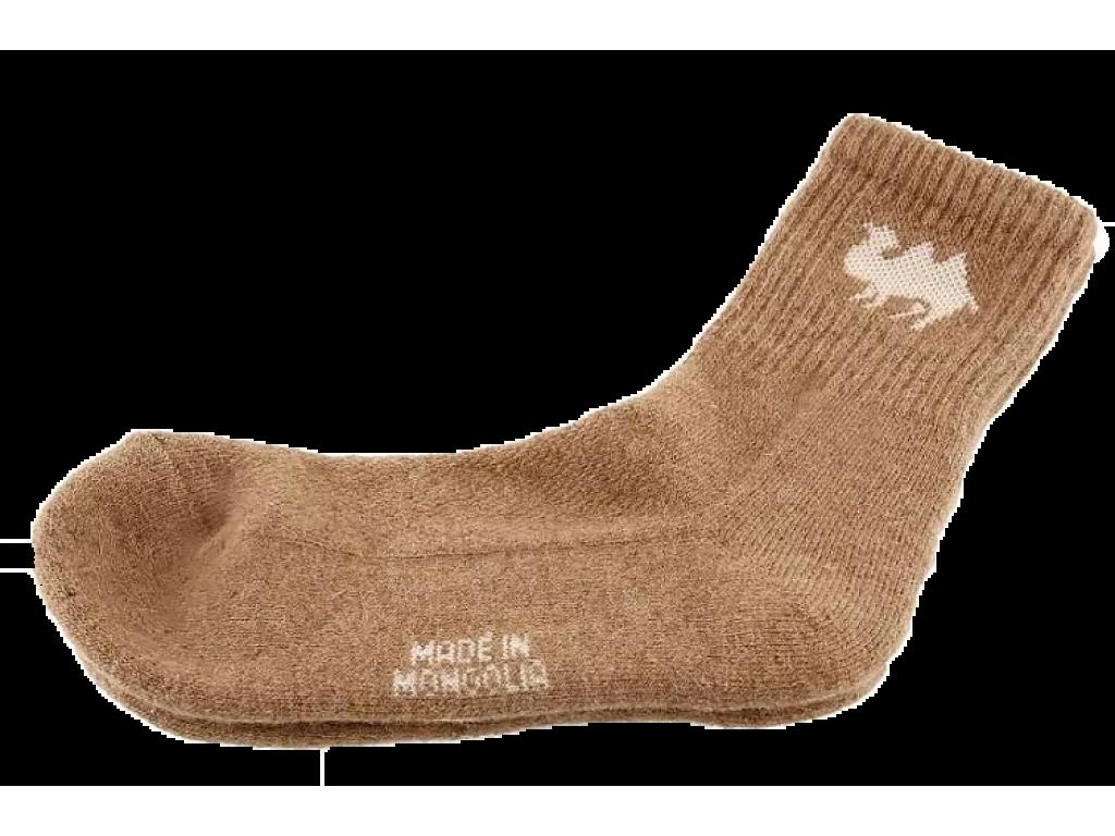 "Носки из 100% шерсти ""верблюд"""
